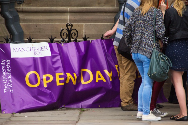 Campus University Open Day