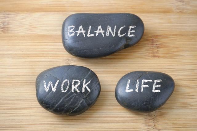Work-Life Balance concept