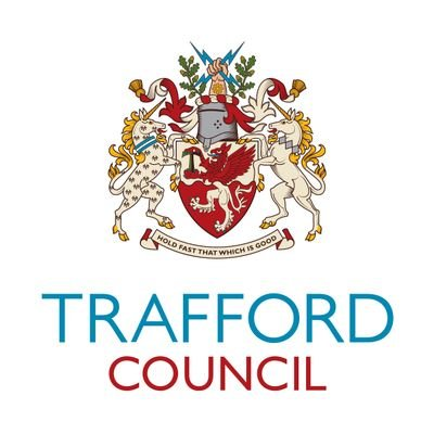 Image sourced from Trafford Council twitter page